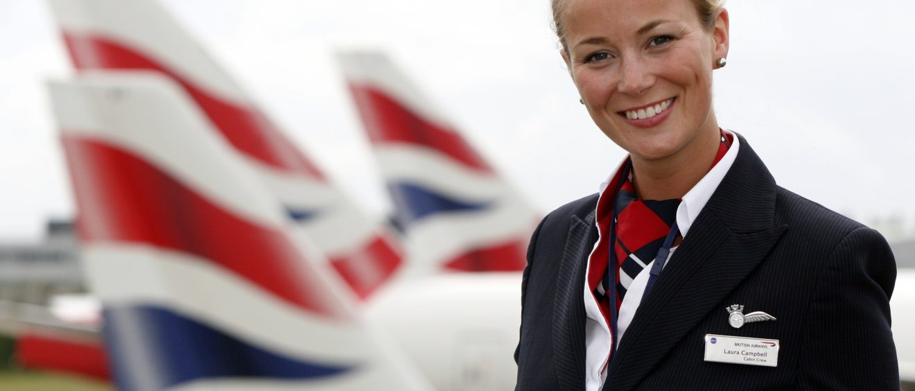 Vacancy for Cabin Crew based at London City Airport - How to