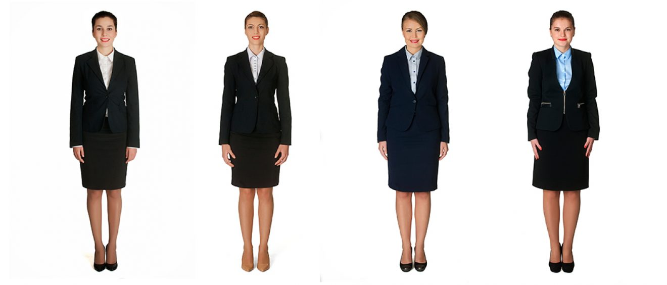 0226ecd6ff1 How to dress for the flight attendant interview  - How to be cabin crew