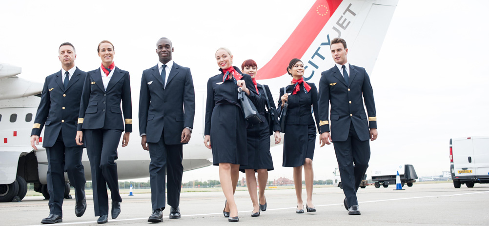 city jet is looking for cabin crew - how to be cabin crew