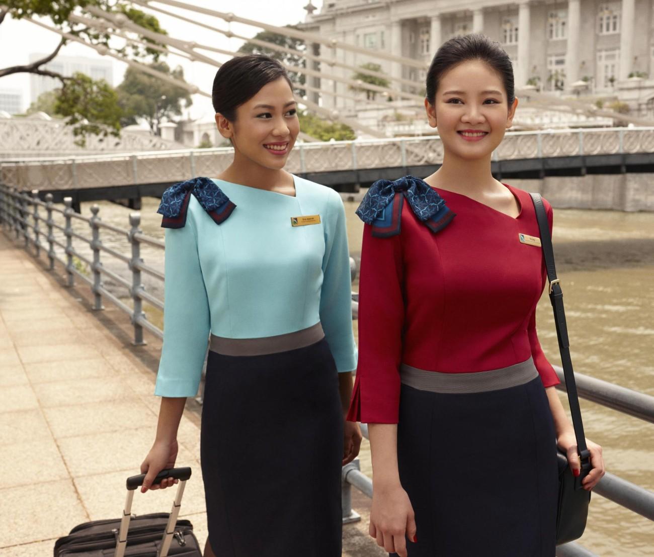 Japanese cabin attendants service - 4 10