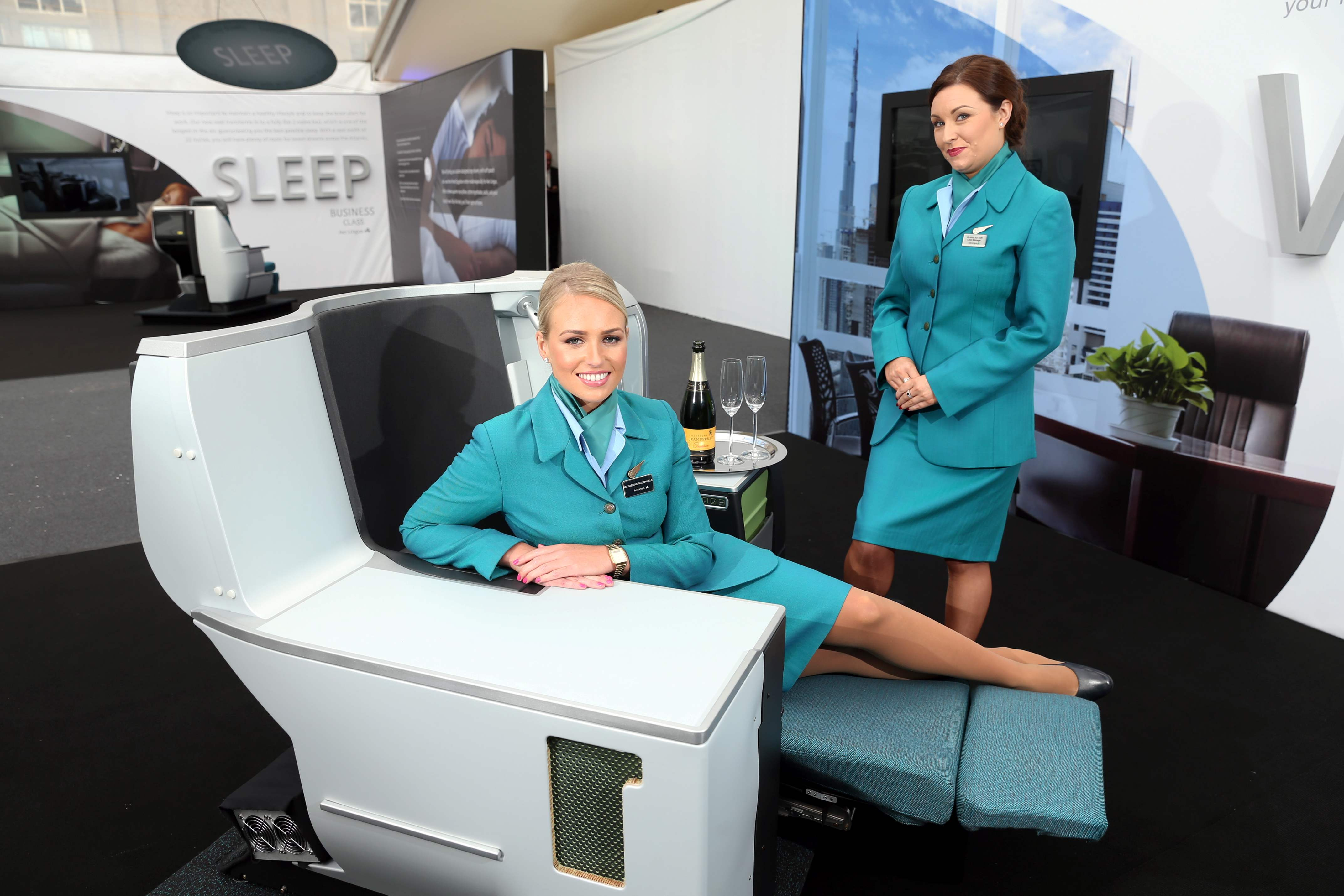 how the perfect flight attendant looks like  find out what