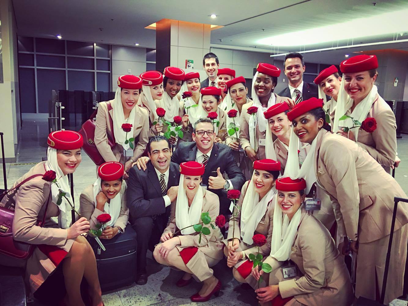My Emirates interview experience - How to be cabin crew
