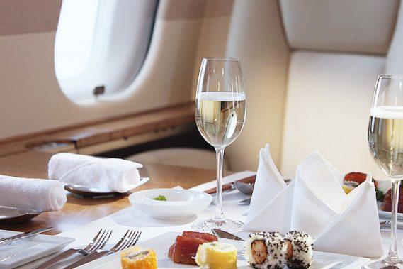 Corporate cabin crew training – Silver Service & Etiquette