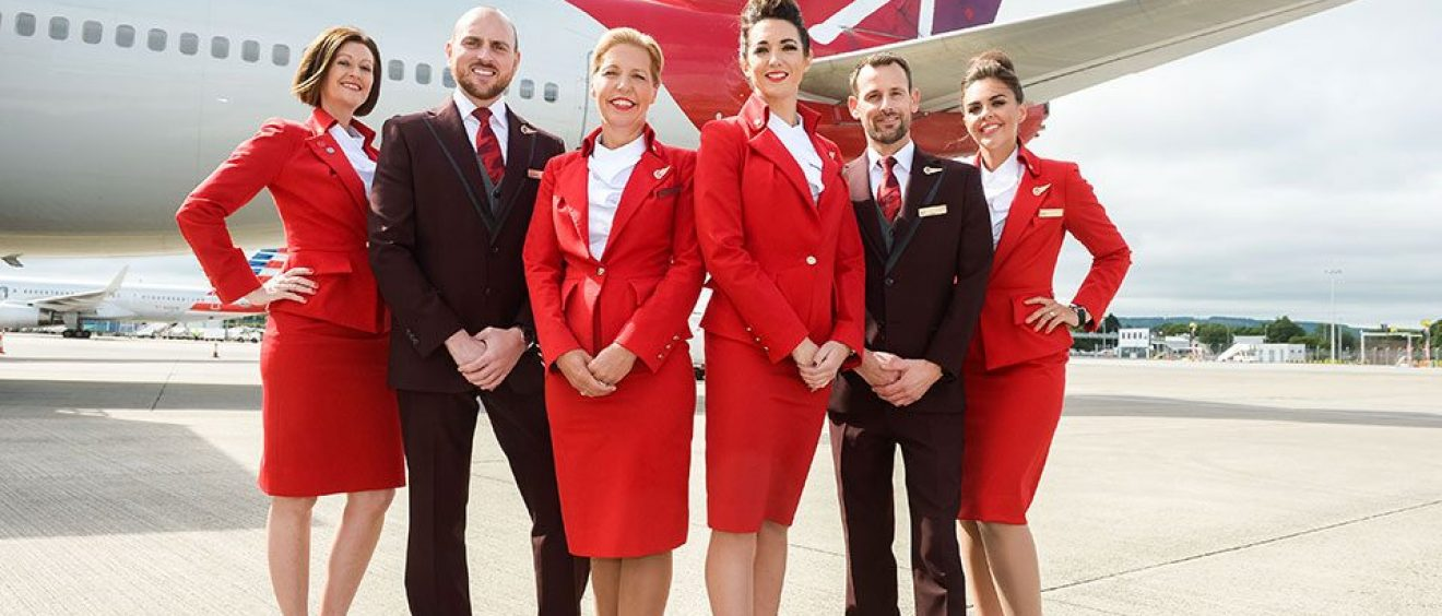 Becoming Virgin Atlantic Cabin Crew