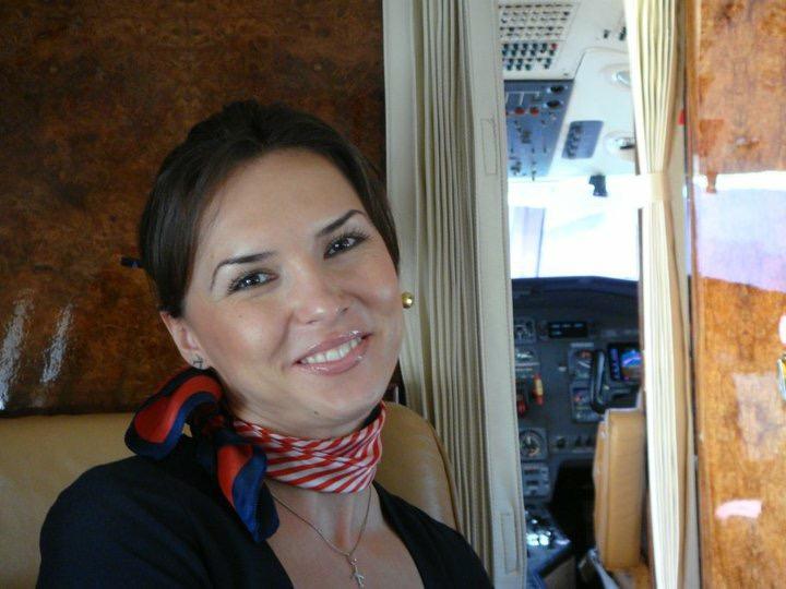 private cabin crew
